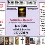 Team Dream Treasures Lubbock, Texas