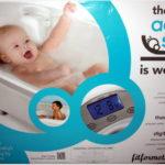 Aquascale Baby Bath