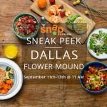 Snap Kitchen opens in Flower Mound, Texas