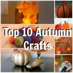 "TOP 10 ""Something for Everyone"" Autumn Crafts"