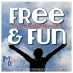Fun and FREE for the Weekend: Oct 6-8