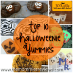 Top 10 Halloweenie Yummies