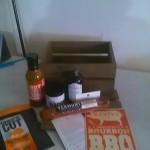 #HGG Sponsor Mantry Box