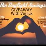 Blogger Opp ~ The Daylight Savings Giveaway with Verilux ($100 RV)