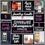 Blogger Opp ~ The Jewelry Candles Giveaway