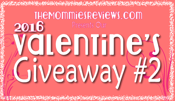 "Valentine's Gifts Giveaway #2 (The ""Yummy"" One)"