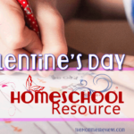 Homeschool Resource Free Valentine's Day Printables