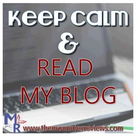 Mommies reviews Keep Calm and Read