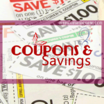 Savings with these Coupons!