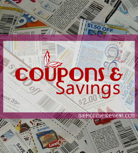 Mommies Reviews Coupons and Savings