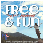 Free and Fun for the Weekend: Aug 25-27
