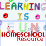 Homeschool Resource Kids Recipe Cards