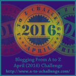 Blogging from A to Z APRIL 2016 Challenge Letter D