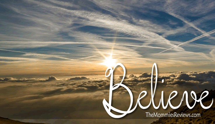 My word of the year is… Believe