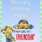 FREEBIE ALERT- Writing Papers