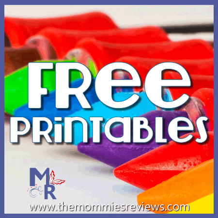 Free Printables from Mommies Reviews