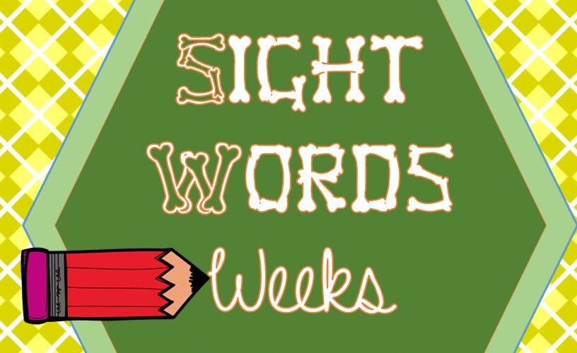 Homeschool Resource Sight Words 10, 11 & 12 2nd grade