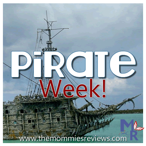 Mommies Reviews Homeschool Pirate Week