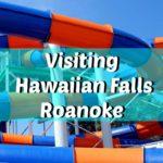 We visited Hawaiian Falls Roanoke, Texas