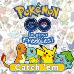 Pokemon Go Freebies from Glitter Network