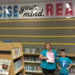 Last Year We Joined Hurst Public Library Reading Program