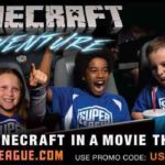 """Come Play MINECRAFT in a Movie Theater!'"