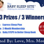 The Baby Sleep Site Giveaway Hosted By, Love Mrs. Mommy