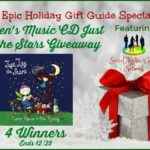 Children's Music CD Just Like the Stars Giveaway!