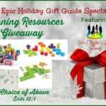 Learning Resources Giveaway! Hosted by Social Media Gurus Network!