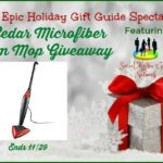 O-Cedar Microfiber Steam Mop Hosted by  Social Media Gurus Network!