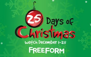 Day #2 Countdown to Christmas On @Freeform