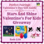Stars And Shine Valentine's For Kids Giveaway