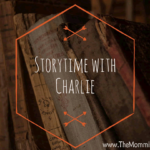 New Feature: Story Time With Charlie Cates