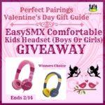 EasySMX Comfortable Kids Headset Giveaway