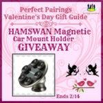 HAMSWAN Magnetic Car Mount Holder Giveaway