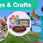 Find Toys, Games, Arts, and Crafts For Only $1 Each!