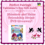 Shimmer and Shine: Friendship Divine!