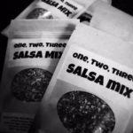 American Legion Post #655 Benefit Craft Fair Presents One Two Three Salsa Mix