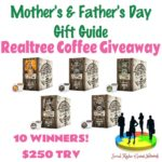 Mother's & Father's Day Gift Guide Realtree Coffee Giveaway