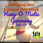 Hang-O-Matic Giveaway Ends 7/12 2 Winners HTML