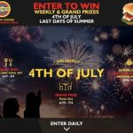 JARLSBERG® CHEESE SUMMER GRILLING GIVEAWAY SERIES