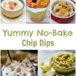 Yummy No- Bake Chip Dips