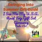 I See Me My U.S.A. Road Trip Gift Set