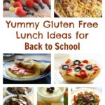 Yummy Gluten Free Lunch for back to School