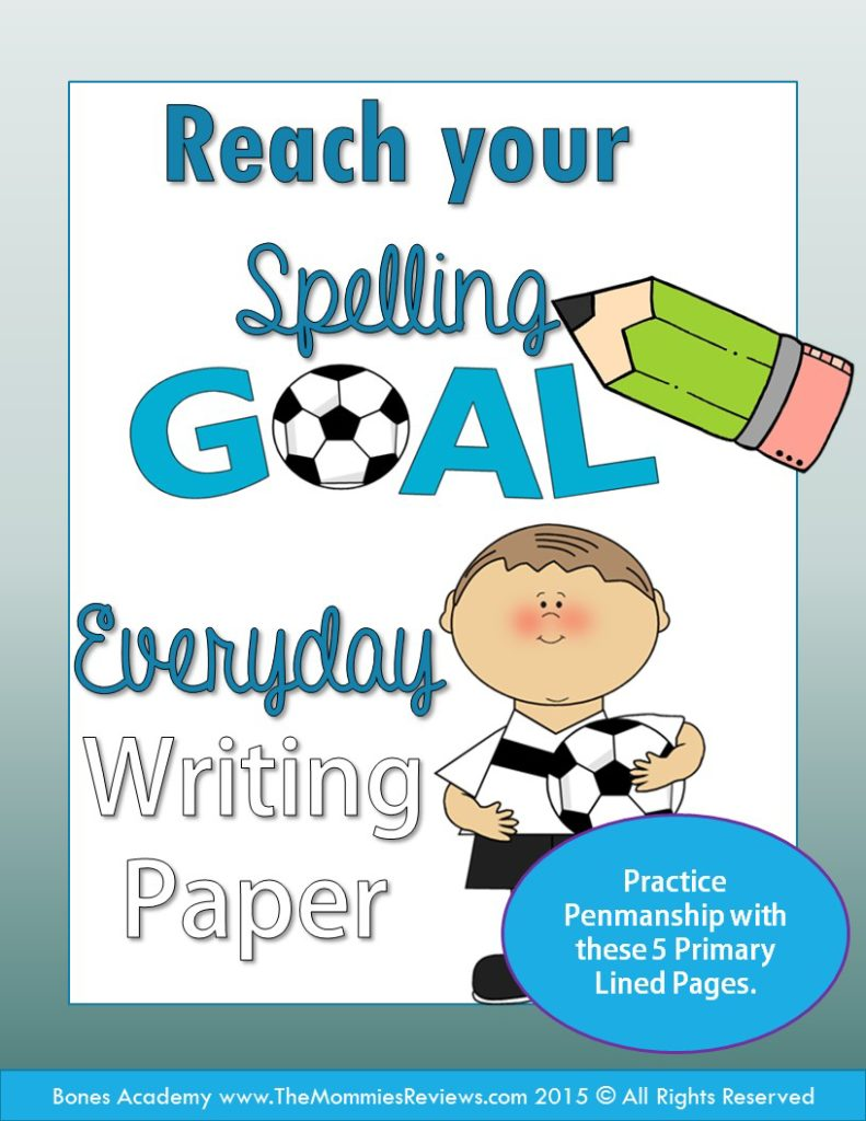 Reach your spelling goal