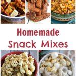 Homemade Snack Mixes