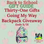 Back to School Gift Guide Thirty-One Gifts Going My was Backpack Giveaway
