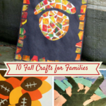 10 Fall Crafts for Families