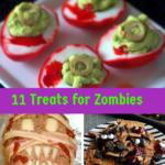 11 Treats for Zombies