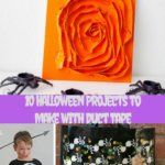 10 Halloween Projects to Make With Duct Tape